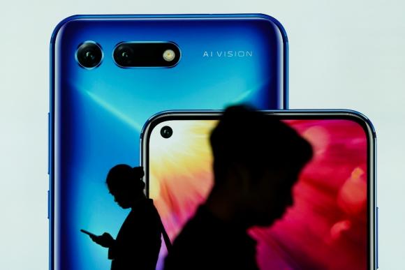 Celulares Huawei. Foto: Reuters