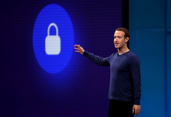 Mark Zuckerberg. Foto: AFP