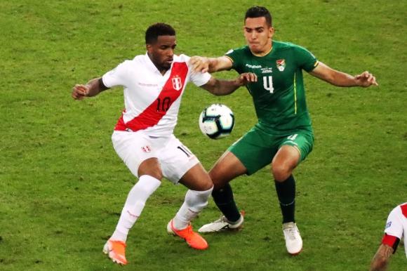 Perú vs. Bolivia