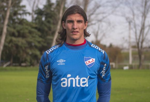 Sergio Rochet en Nacional.