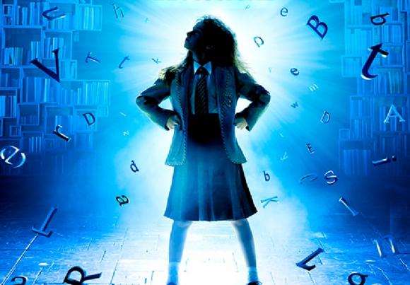 Matilda, el musical estará en La Trastienda en estas vacaciones de julio. Foto: Difusión