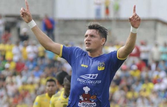 Carlos Garcés. Foto: Área Deportiva.