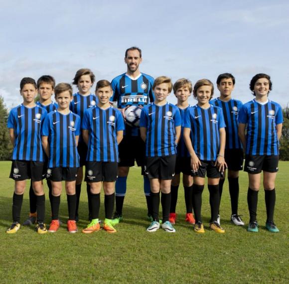 Diego Godín nuevo jugador del Inter de Milan