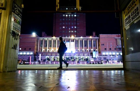 Intendencia de Montevideo. Foto: Fernando Ponzetto