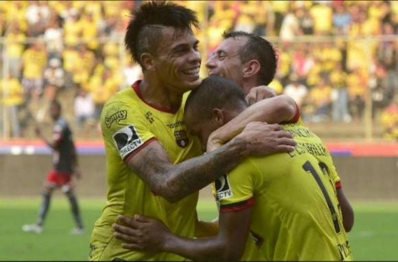 Jonathan Alvez regresa al Barcelona de Guayaquil