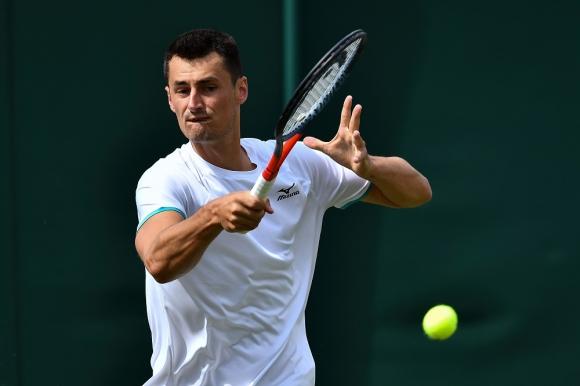 Bernard Tomic en Wimbledon