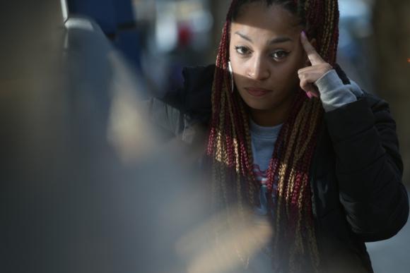Viki Style, una de las referentes del hip hop