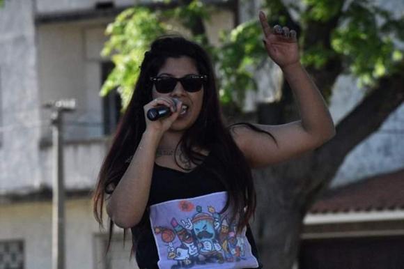 Eugenia cree que el hip hop la educó