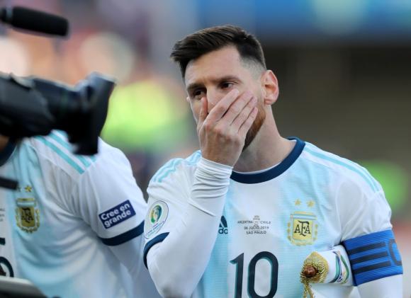Lionel Messi. Foto: Reuters.