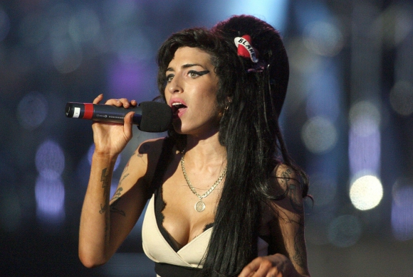 Amy Winehouse. Foto: Getty Images.