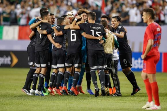 México es el campeón de la Copa de Oro
