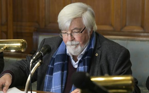 Eduardo Bonomi. Foto: Leonardo Mainé