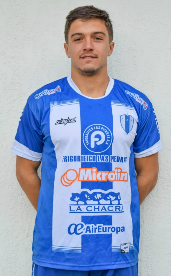Joaquín Zeballos, goleador del Torneo Apertura