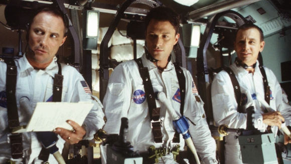 Imagen de la miniserie De la tierra a la Luna. Foto: Difusión