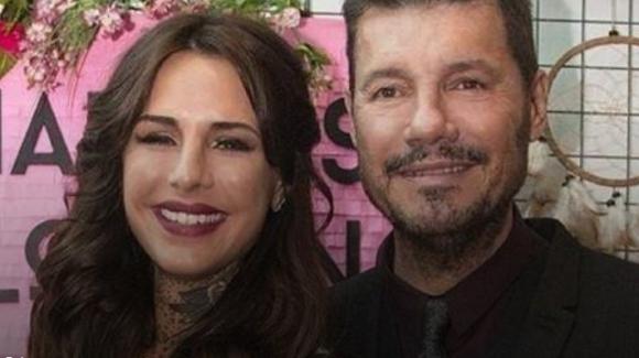 Marcelo Tinelli y Candelaria Tinelli