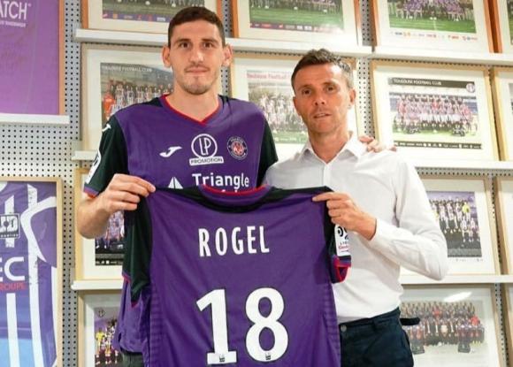 Agustín Rogel es nuevo jugadro del Tolouse.
