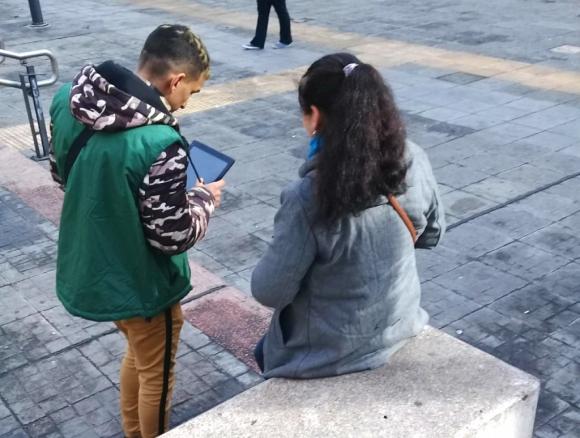 Una treintena de jóvenes trabajó sin cobrar lo prometido. Foto: El País