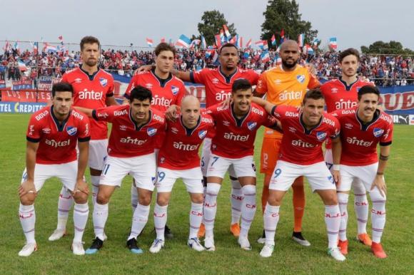 Nacional vs Danubio, Torneo Intermedio 2019.