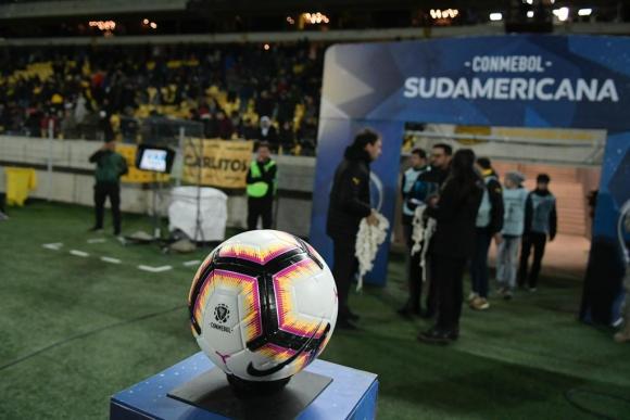 Peñarol vs. Fluminense