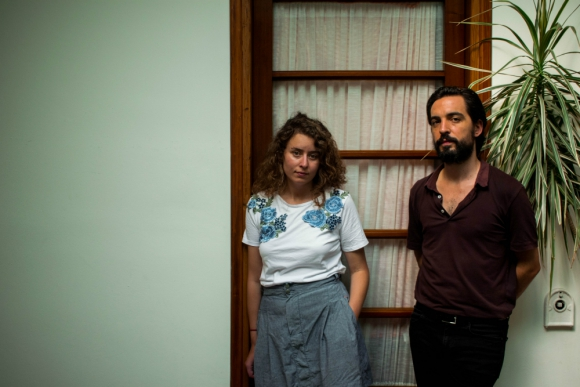 Florencia Nuñez y Franny Glass. Foto: Lucía Deniz