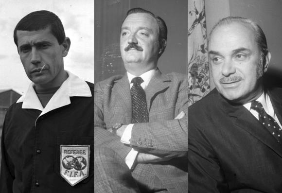 Otero, Rocca Couture y Salinas, tres actores del episodio que puso a Argentina al borde de abandonar Conmebol.