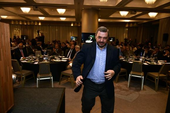 Mario Bergara, excandidato presidencial por el Frente Amplio. Foto: Fernando Ponzetto