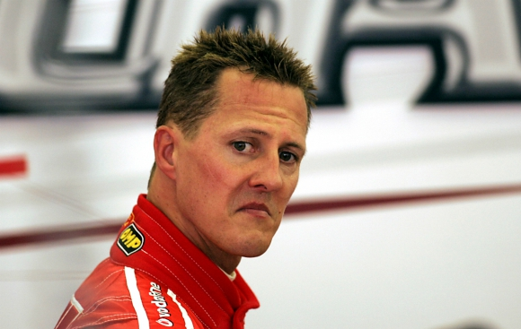 Michael Schumacher se accidentó en la Navidad de 2013. Foto: Archivo El País
