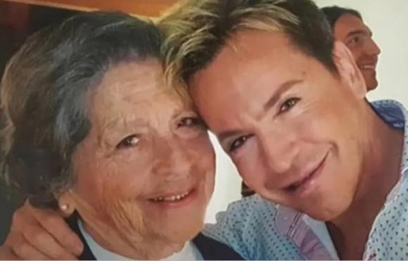 Guido Süller y su madre
