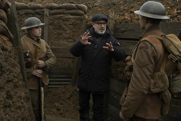 1917, el nuevo drama del director Sam Mendes se estrena en Estados Unidos a fines de diciembre. Foto: Difusión