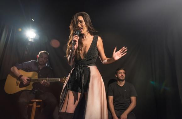 Giannina Silva. Foto: Andrés Restano