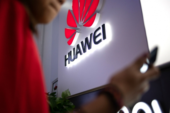 Huawei. Foto: AFP