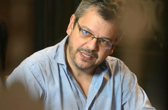 Gustavo Leal. Foto: Leonardo Mainé