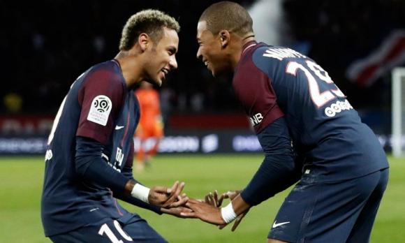 Neymar y Kylian Mbappé, una sociedad de muchos millones