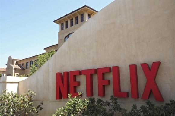 Sede de Netflix. Foto: EFE