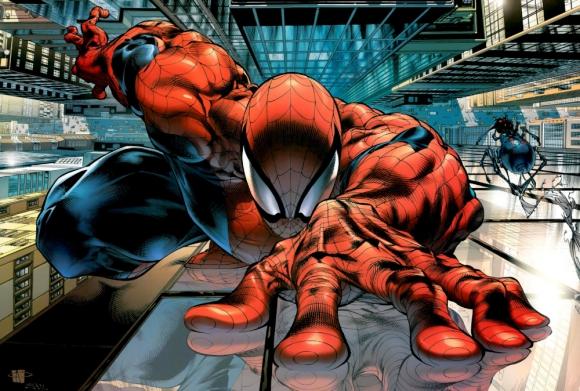 Spiderman es parte de la colección de El País y Ovni Cómics. Foto: Difusión