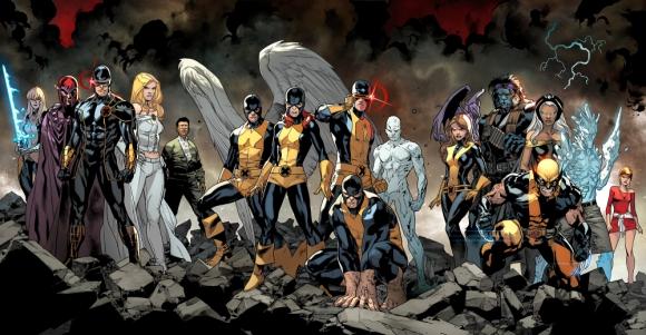 X-Men también protagonizan algunas de las entregas de esta colección. Foto: Difusión