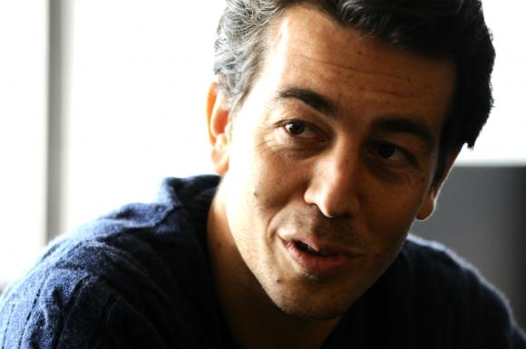 Juan Sartori. Foto: Darwin Borrelli