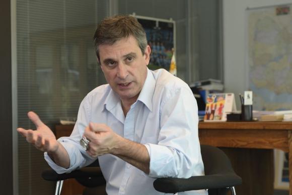 Álvaro García. Foto: Leonardo Mainé