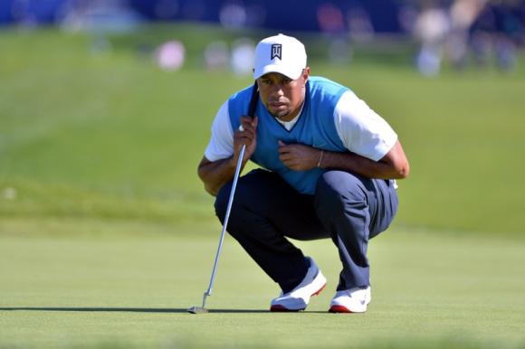 Tiger Woods. Foto: Archivo.