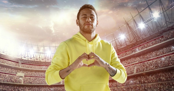 Neymar entre el Barcelona y el Real Madrid