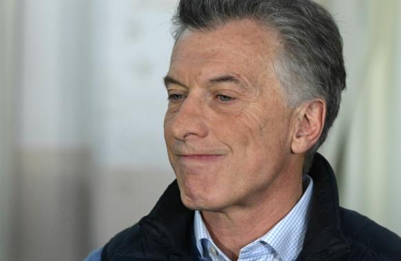 Mauricio Macri reconoce la derrota en las elecciones primarias. Foto: AFP