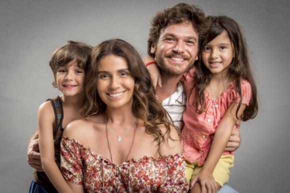 """""""Nuevo Sol"""", la nueva telenovela de Globo en la pantalla de La Tele. Foto: Difusión"""