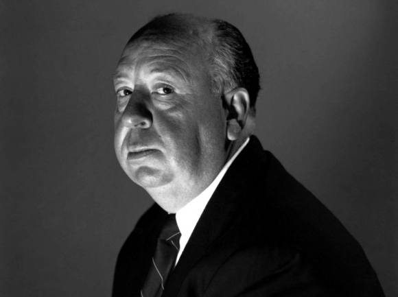Alfred Hitchcock. Foto: Archivo