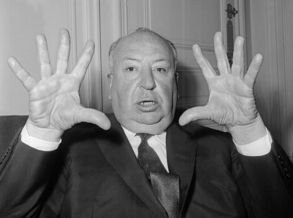 Alfred Hitchcock. Foto: Difusión