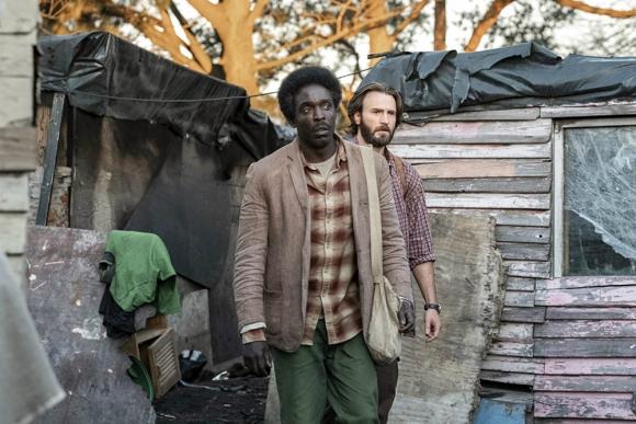 Chris Evans encarna a un uruguayo en la película de Netflix ...