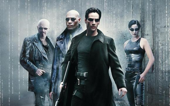 Imagen de la película Matrix. Foto: Difusión