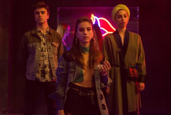 "Temporada 2 de ""Élite"". Foto: Netflix"