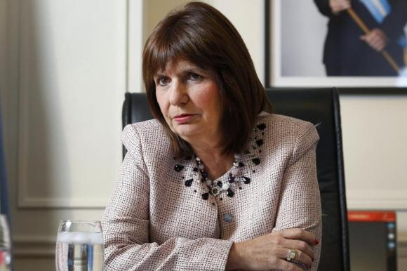 Patricia Bullrich. Foto: La Nación/GDA.