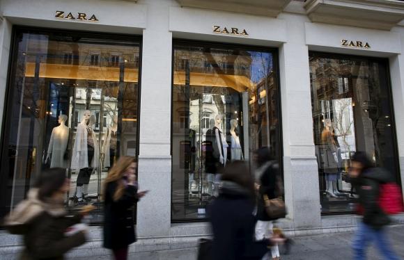 Zara. La compañía del grupo Inditex es una de las que se verá comprendida por el pacto.