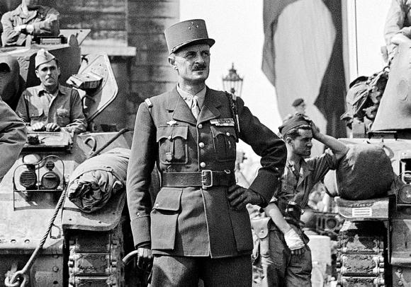 París Liberada Proclamó Charles De Gaulle Hace Hoy 75